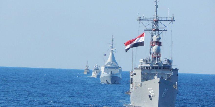 Bilindik ittifak Doğu Akdeniz'de tatbikat düzenliyor