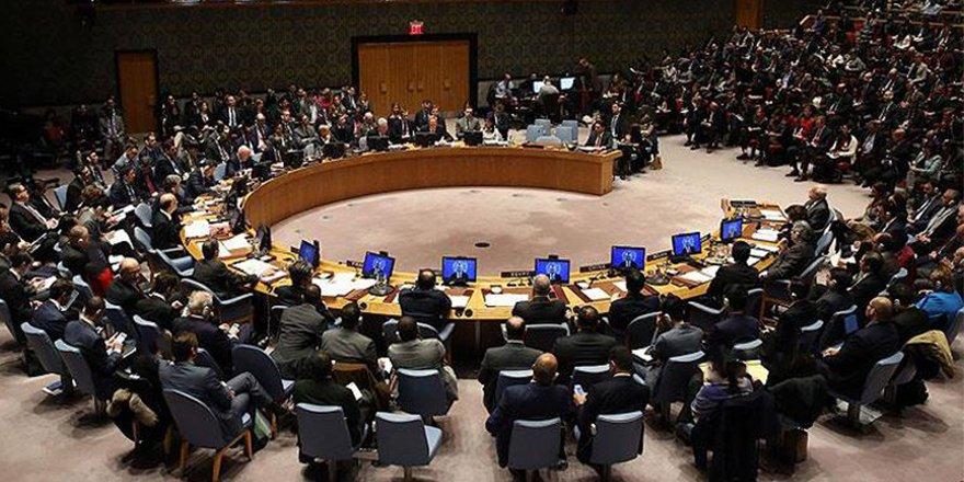 Birleşmiş Milletler'in Kudüs açıklamasına ABD engeli!