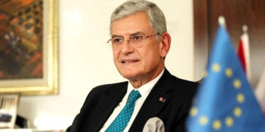 BM Genel Kurul Başkanlığı'na Volkan Bozkır seçildi