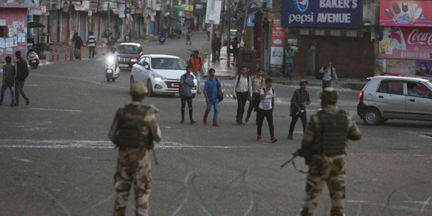 BM, Keşmir'de Hindu zorbalığına 150 gündür sağır