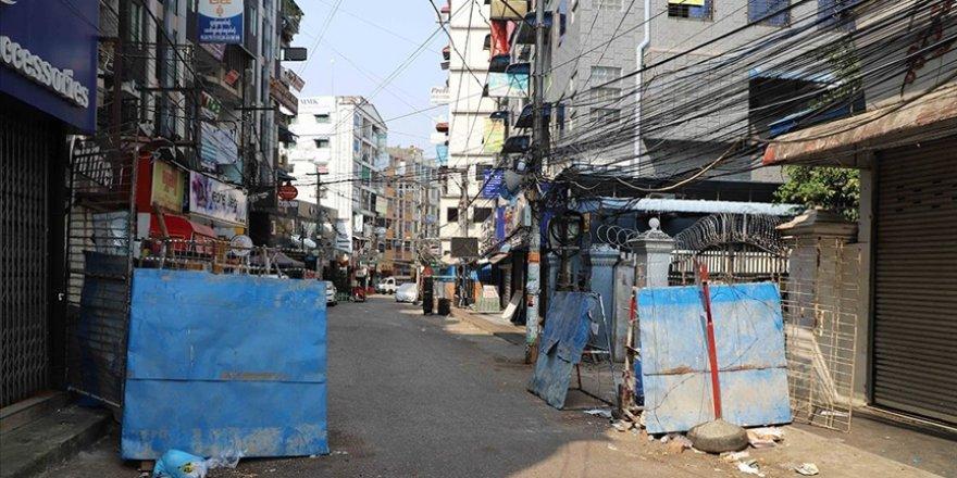 BM, Myanmar'da çatışmalar sebebiyle yaklaşık 100 bin kişinin evini terk ettiğini duyurdu