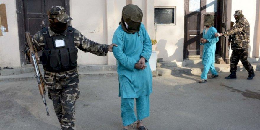 BM raporu: Afganistan'da mahkumlara işkence uyguluyor