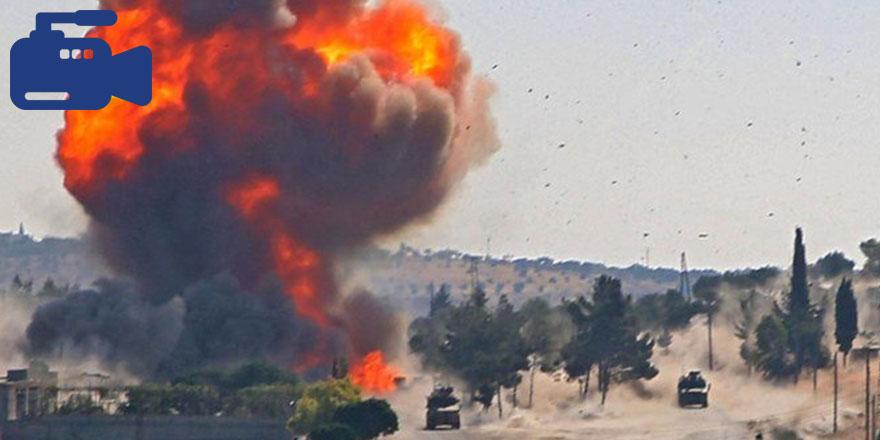 Bombalı saldırıda yaralanan Rus askerlerin görüntüleri paylaşıldı