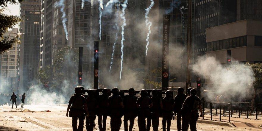 Brezilya, Bolsonaro hükümeti karşıtı gösterilerle gündemde