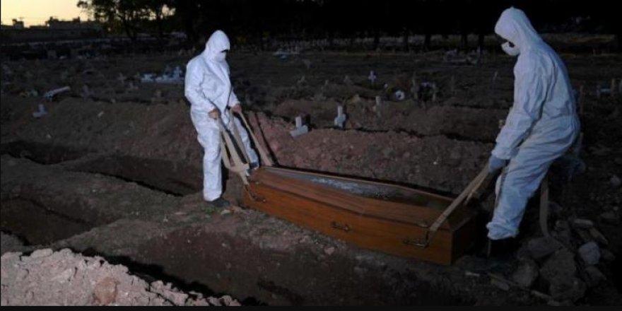 Brezilya'da koronavirüs kaynaklı ölümler İtalya'yı geride bıraktı