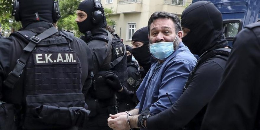 Brüksel'de tutuklanan Yunan vekil Atina'da