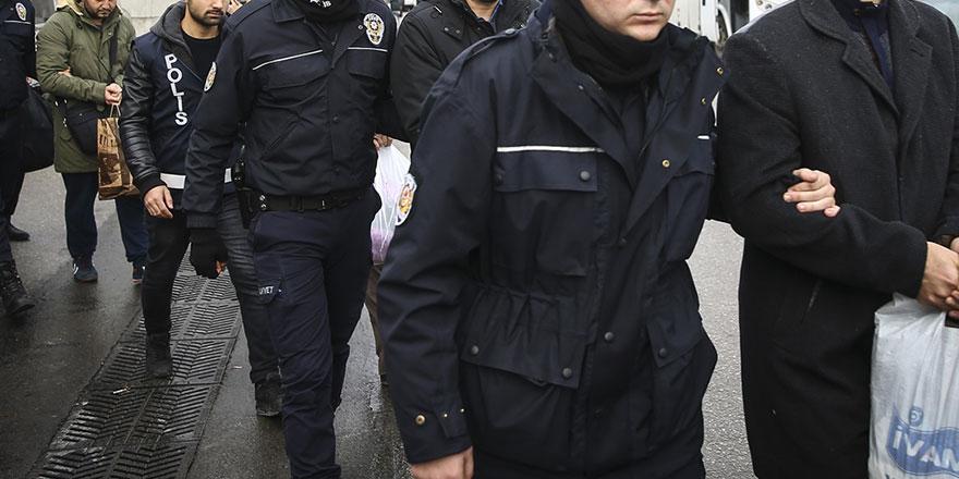 Bursa'da FETÖ operasyonunda 11 kişi gözaltına alındı