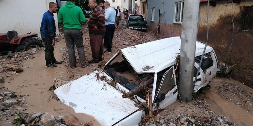 Bursa'daki selde ölü sayısı 4'e yükseldi
