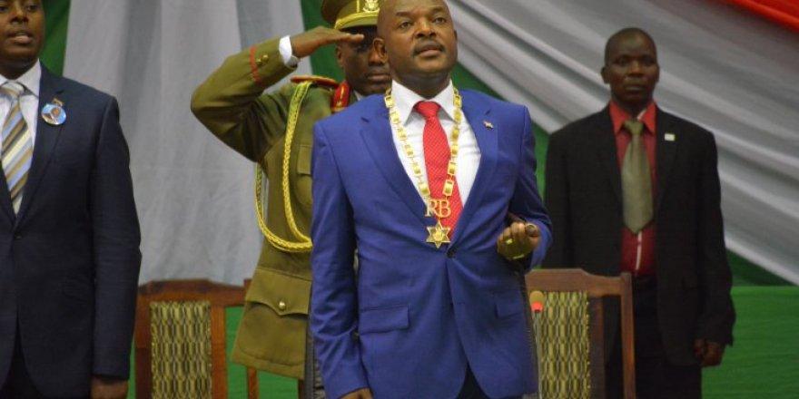 Burundi Cumhurbaşkanı geçirdiği kalp krizi sonucu öldü!