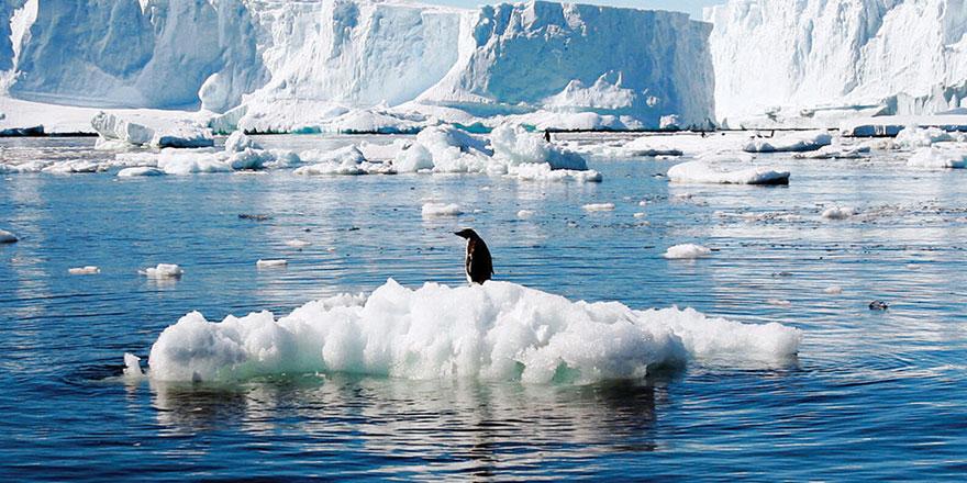 Buzullar tahminlerden daha hızlı eriyor