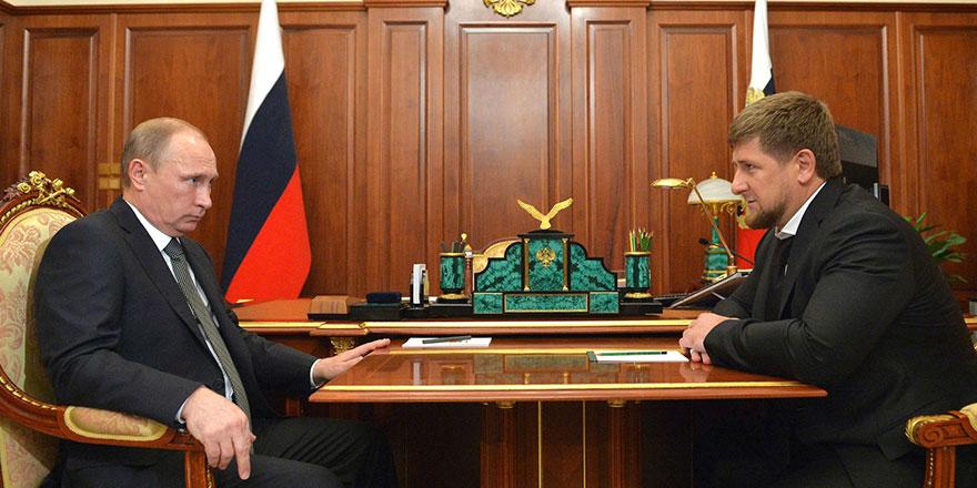 Çeçenistan'ın kukla başkanı Ramazan Kadirov istifa etti