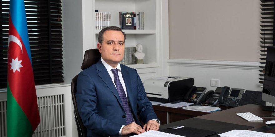 Ceyhun Bayramov'un twitter hesabı kapatıldı