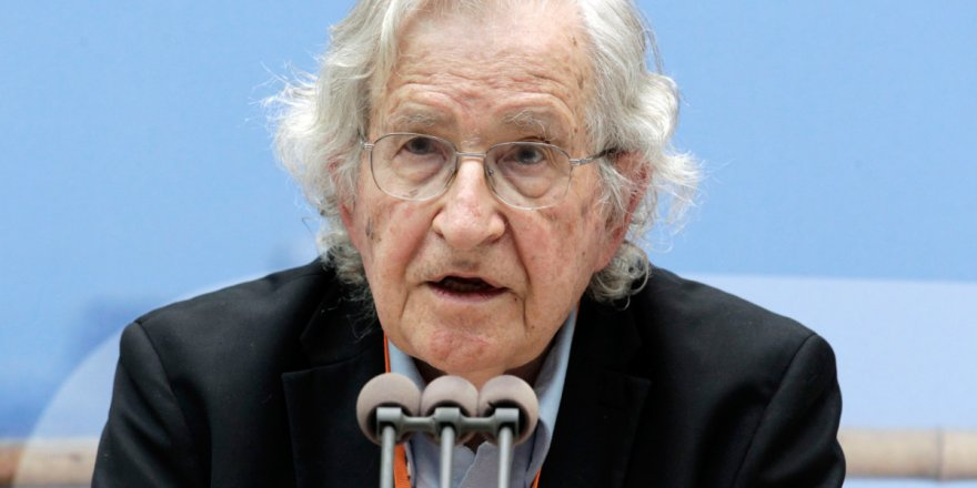 Chomsky'den 'Kavala derhal serbest bırakılsın' çağrısı