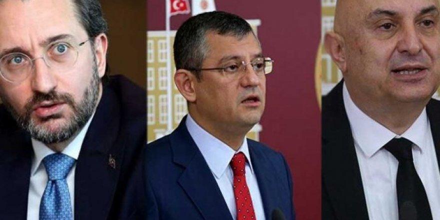 CHP'li Özgür Özel ve Engin Özkoç hakkında iftira soruşturması