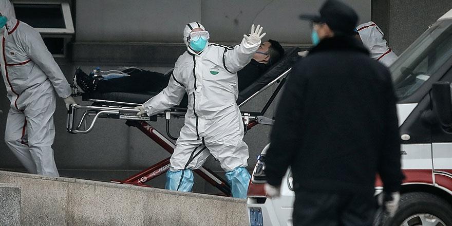 Çin'deki ölümcül salgında vaka sayısı 830'a, ölü sayısı 25'e çıktı