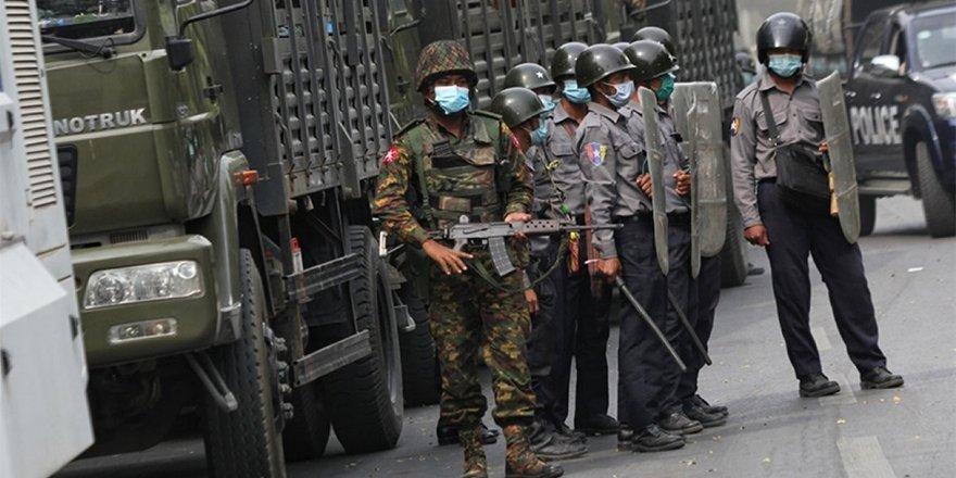 Çin'in BMDaimi Temsilcisi Zhang Jun'dan Myanmarönerisi!