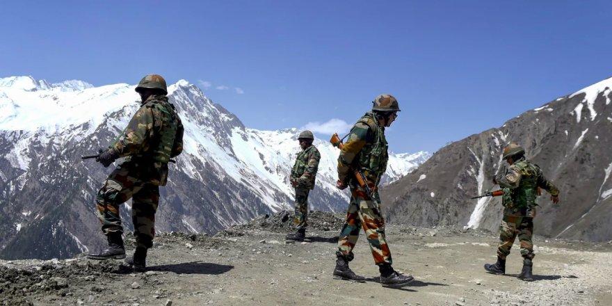 Çin'in saldırısı sonrası Hint ordusunda ölü sayısı arttı