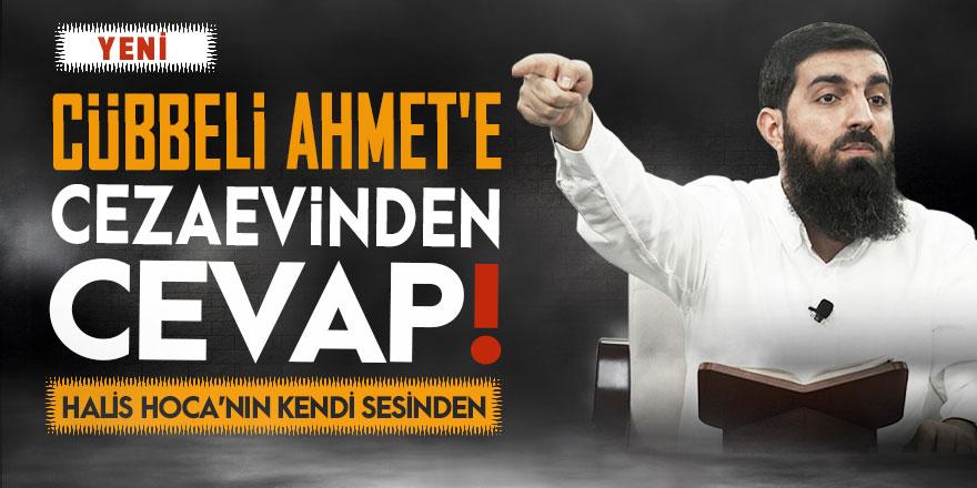 Cübbeli Ahmet'e Cezaevinden Cevap | Halis Bayancuk Hoca