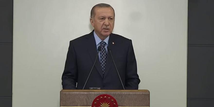 Cumhurbaşkanı, yeni koronavirüs tedbirlerini açıkladı