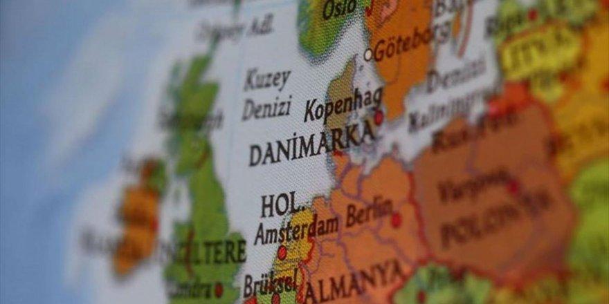 Danimarka'da COVID-19 tedbirleri protesto edildi: 9 gözaltı