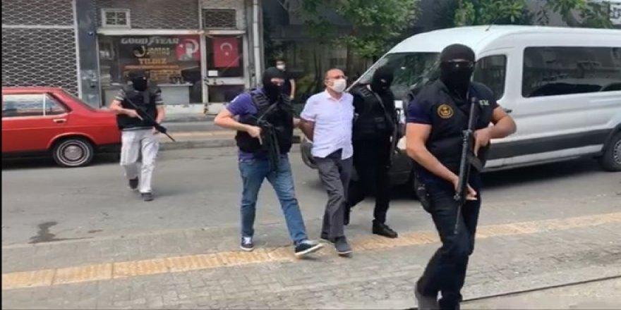 DHKP-C'nin kırmızı bültenle aranan üyesi, İzmir'de yakalandı