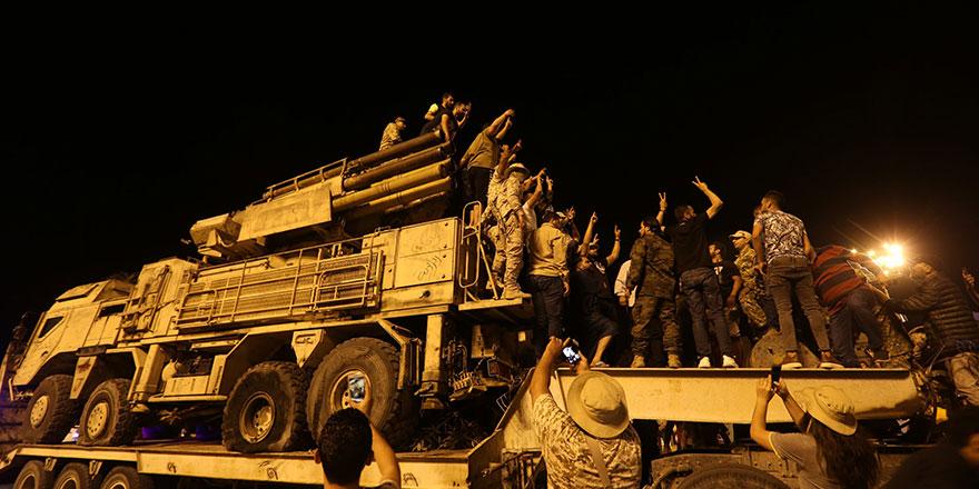"""Dışişleri'nden sert Libya açıklaması: """"Saldırı olursa hedef alırız"""""""
