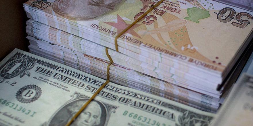 Dolar tarihi zirveye yaklaşıyor