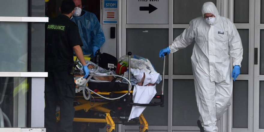 Dünya Sağlık Örgütü'nden önemli açıklama: Avrupa'da Covid-19 ölümlerinin hızla artıyor