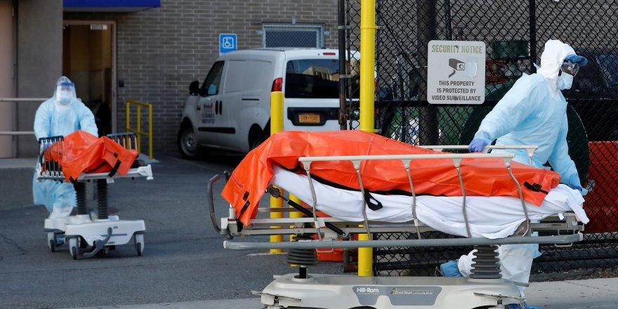 Dünya'da en fazla Covid-19 ölümü yaşanan yer