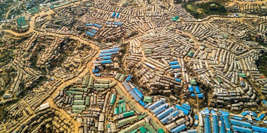 Dünyanın en kalabalık mülteci kampında ilk vaka görüldü
