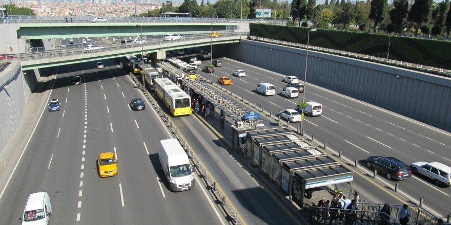 Edirnekapı metrobüs durağı bu gece kapatılıyor