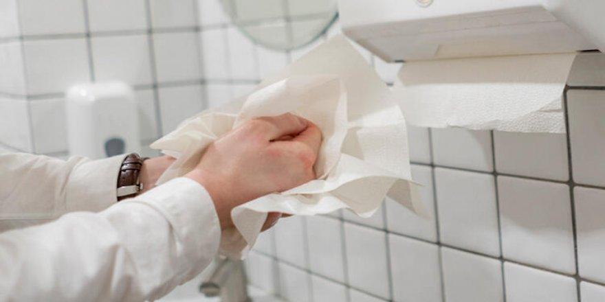 Elleri yıkarken o detaya dikkat