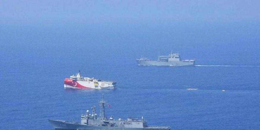 Enerji Bakanlığı'ndan Oruç Reis açıklaması: Limana dönmesi rutin faaliyet