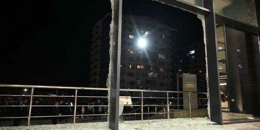 Erbil'de ABD askerlerine, İHA ile saldırı düzenlendi