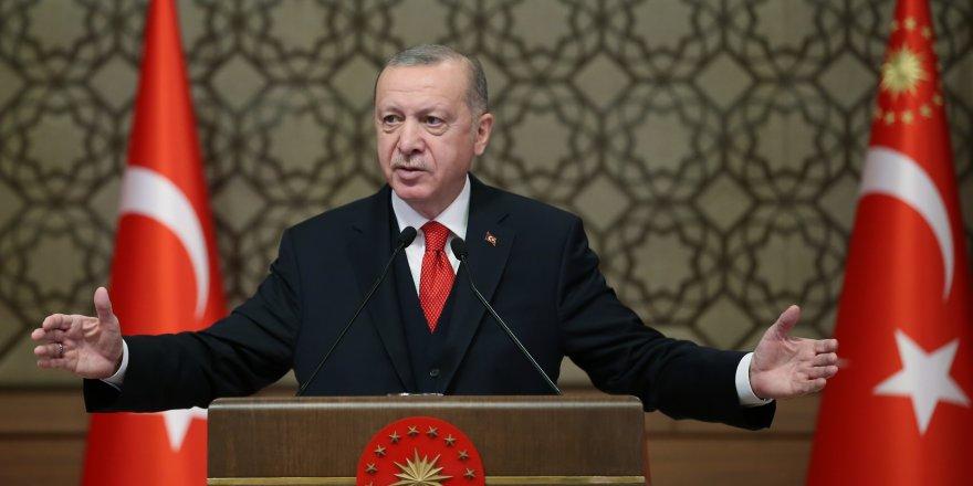 Erdoğan, Büyükelçiler Konferansı'nda önemli açıklamalarda bulunuyor