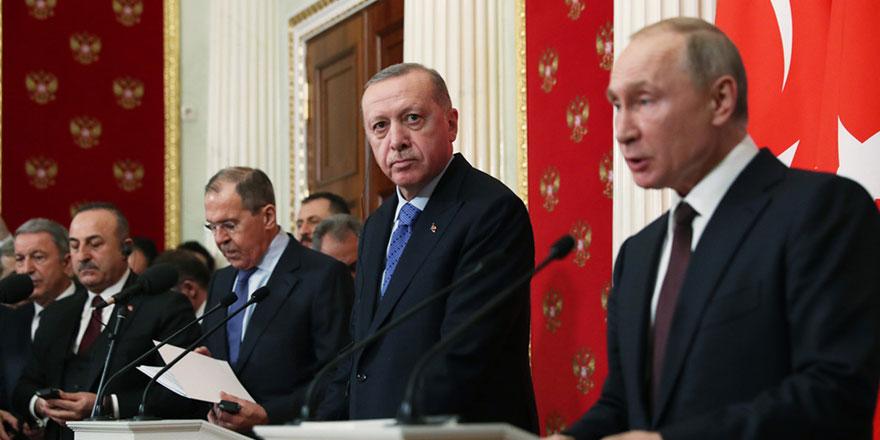 Erdoğan: Rusya ile ilişkilerimiz hiçbir şeye benzemez