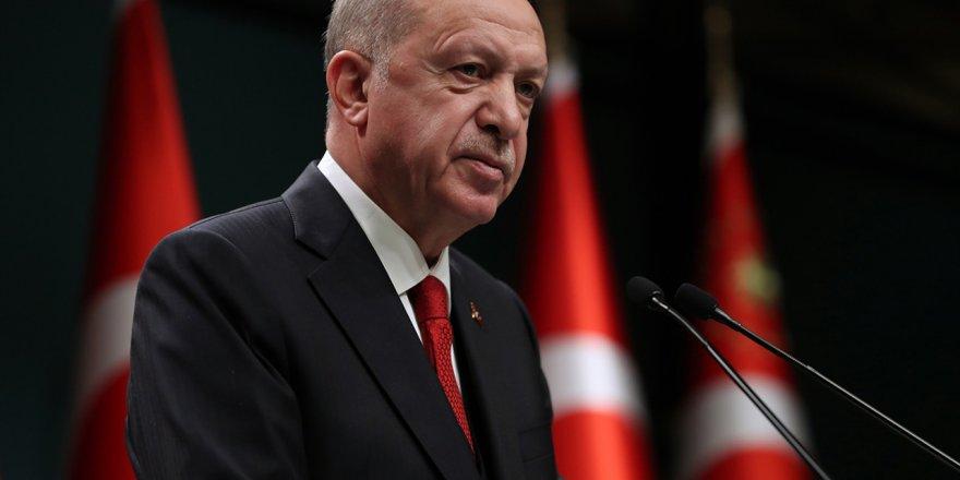 Erdoğan: Türkiye Dağlık Karabağ'daki ortak barış gücünde yer alacak
