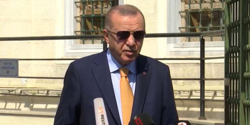 Erdoğan'dan çok önemli salgın açıklaması: Halkımız dikkat etmedi, tekrar işi sıkmak durumundayız