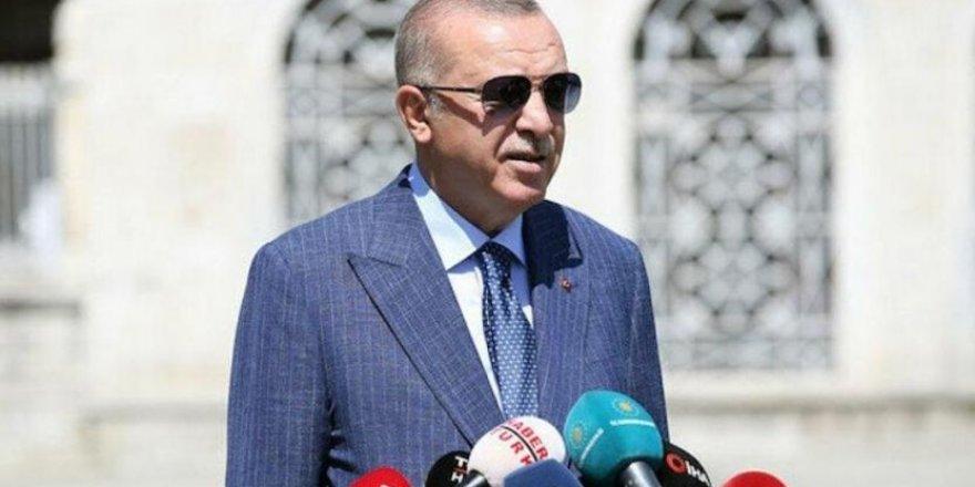 Erdoğan'dan gündemdeki 'Boğaziçi Üniversitesi' hakkında açıklama
