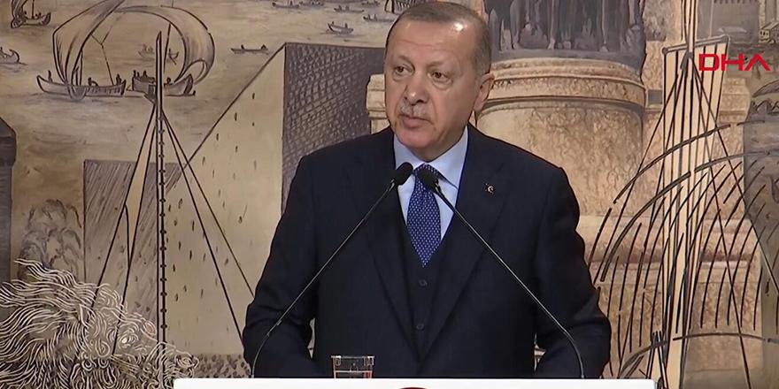 Erdoğan'dan gündeme dair açıklamalar
