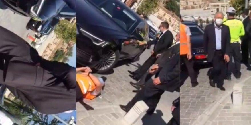 Erkan Haberal: Maksatlı, kötü niyetli ve provakatif ANFA görevlisi olayın yegane sorumlusudur