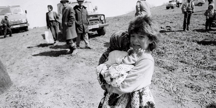 Ermeni güçleri29 yıl önce bugünKarabağ'ı kana bulamıştı!