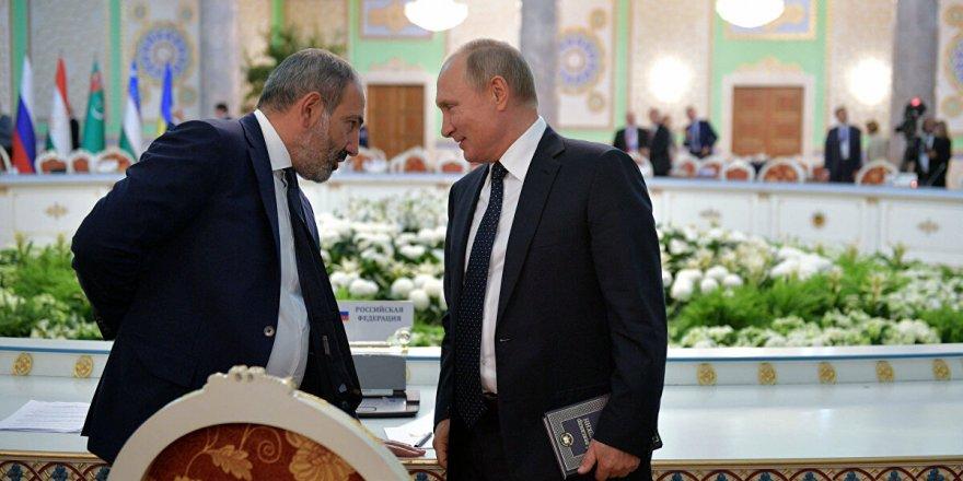 Ermenistan Rusya'dan destek arayışında