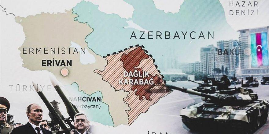 Ermenistan ve Dağlık Karabağ uçuşa yasak bölge ilan edildi