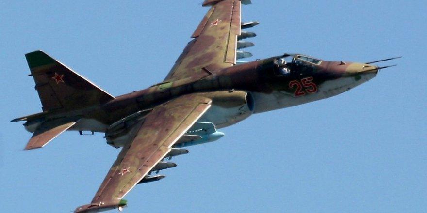 Ermenistan'a ait iki SU-25 uçağı düşürüldü