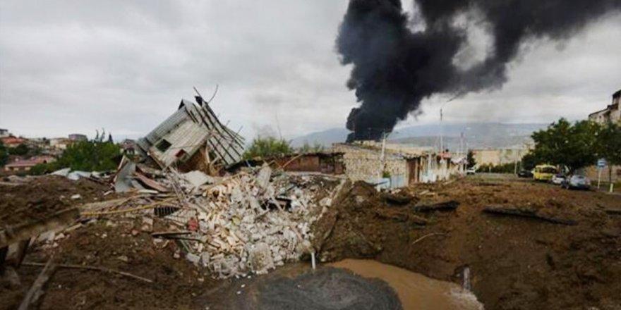Ermenistan'ın saldırıları nedeniyle 42 Azerbaycan'lı sivil yaşamını yitirdi