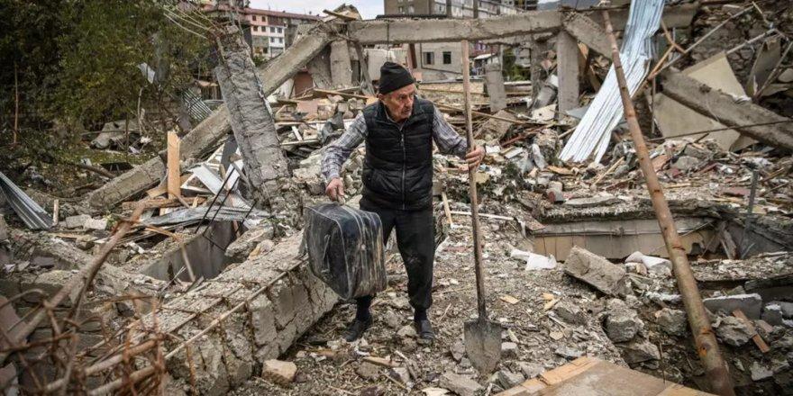 Ermenistan'ın savaş suçları raporlandı, dünyaya duyurulacak