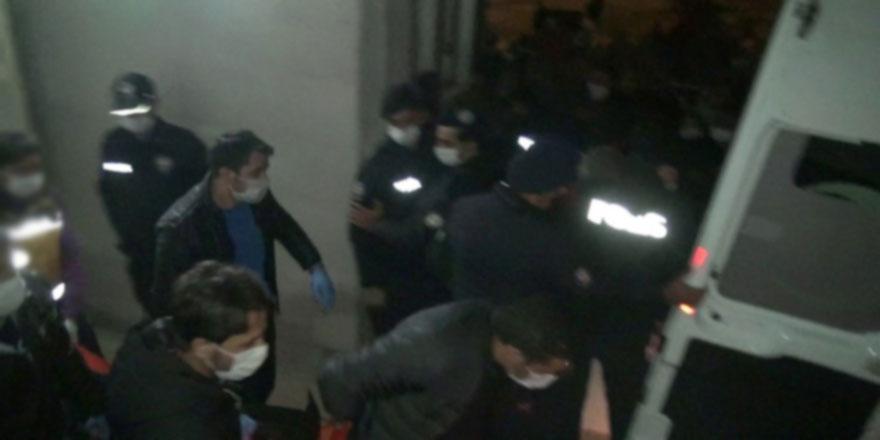 Erzurum'da yaşlı kadın boğazı kesilerek öldürüldü