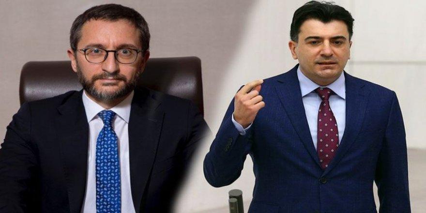 Fahrettin Altun'un avukatından iddialar üzerine açıklama