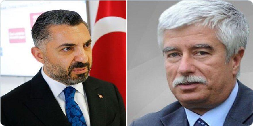 Faruk Bildirici: RTÜK Başkanı 'oğlum bana sansürcü diyor' sözleriyle üzerime yürüdü